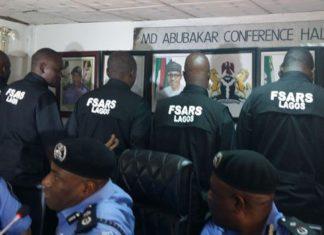 SARS-police