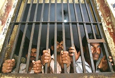 Indians prisoners