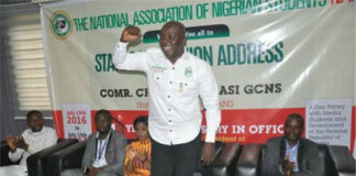 National Association of Nigerian Students