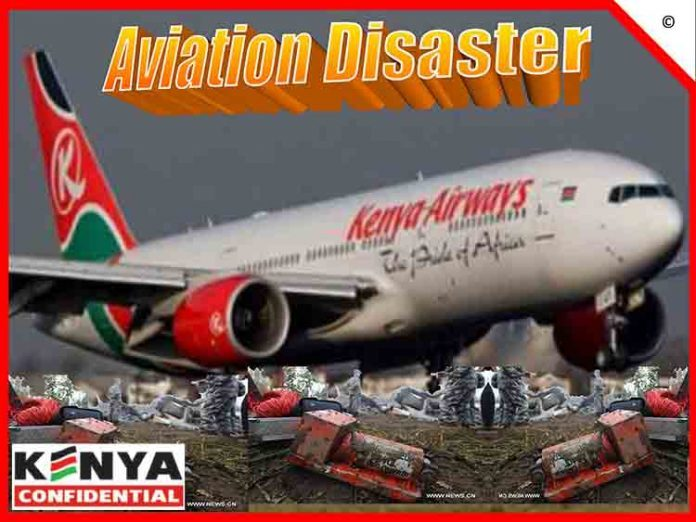 Aviation-disaster