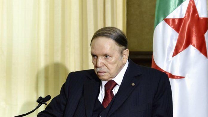 Algeria's Bouteflika