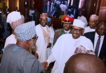 Buhari-gov with Governors