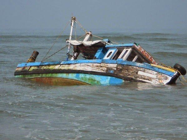 Boat Capsizes Lagos