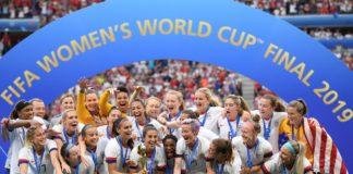 USA Women World Cup Winners