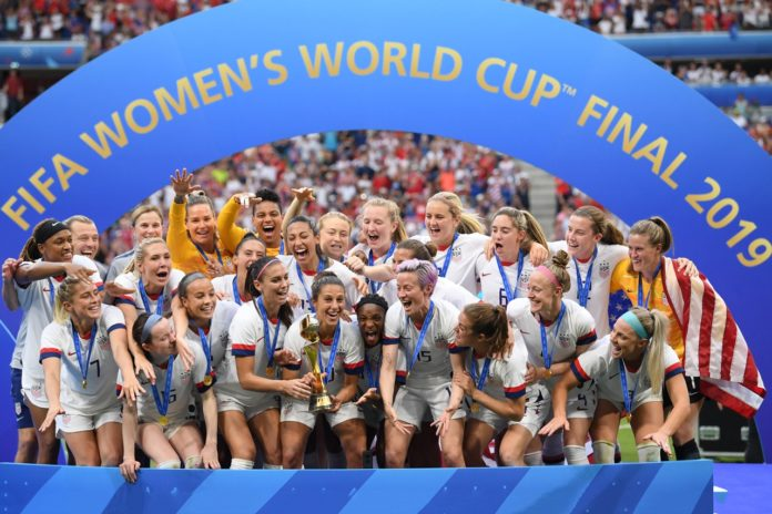 USA Women World Cup Winners