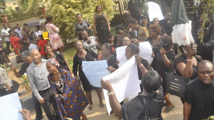 Abia Protest