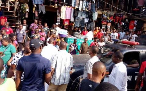 Igbo traders