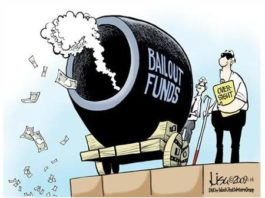 Bailout funds