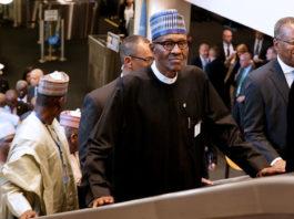 Buhari in UN