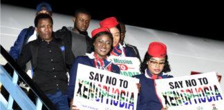Nigeria Repatriations