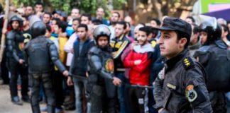 Egypt state of Emergency