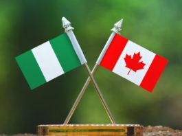 Nigeria and Canada