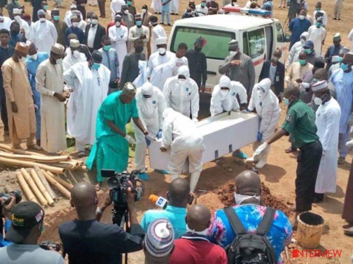 Abba-Kyaris-Burial