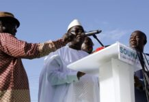 Mali President