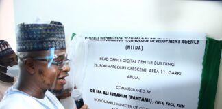 Pantami-unveils-NITDA-Digital-Centre