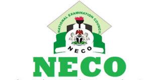 NECO specimen and practical