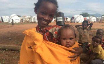 Ethiopian refugees