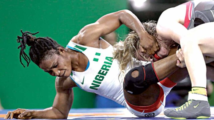 Nigerian Wrestling Federation